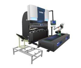 HSG HB6020 Pressbrake with Robot 2