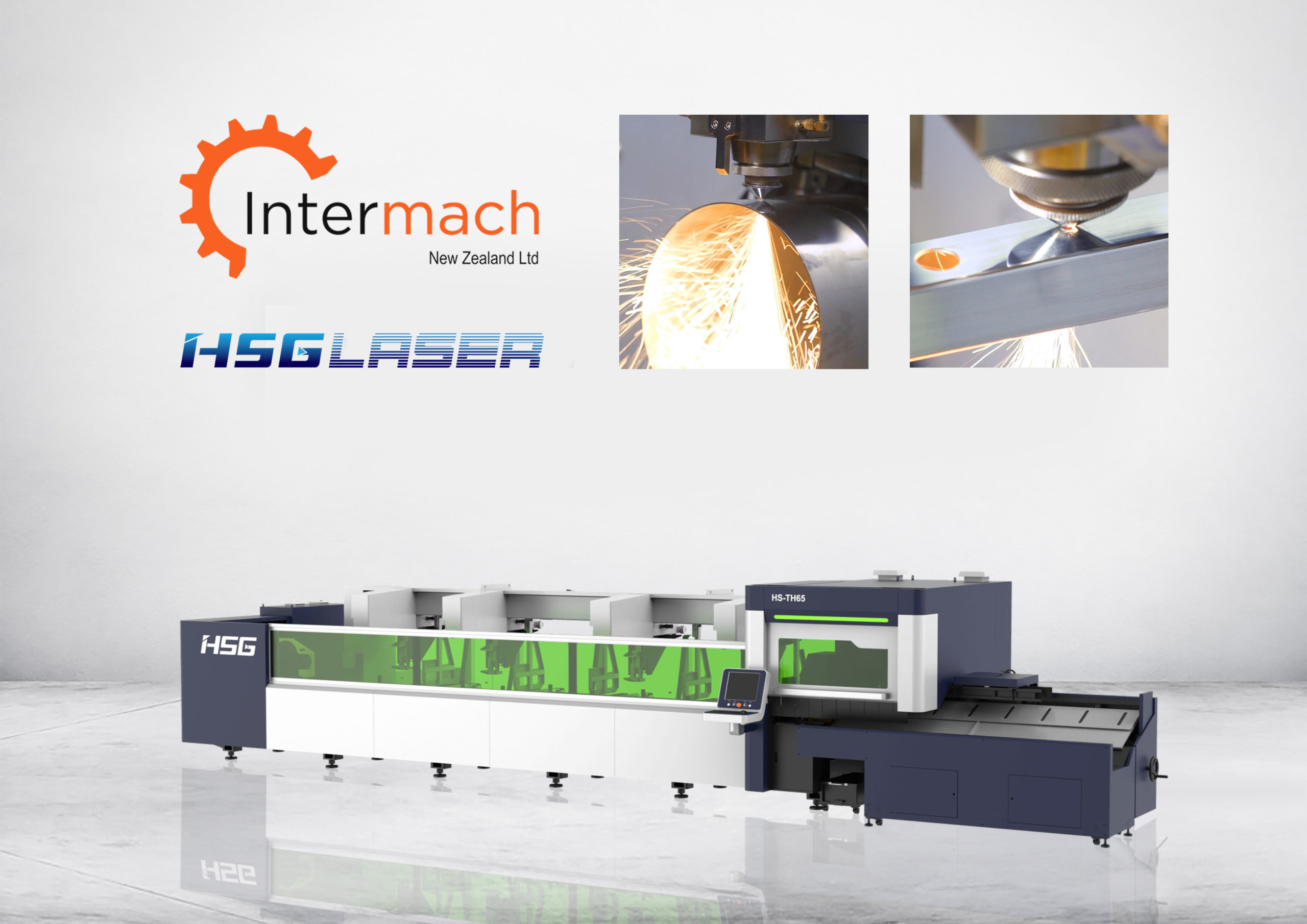 TH laser (photos and logo)