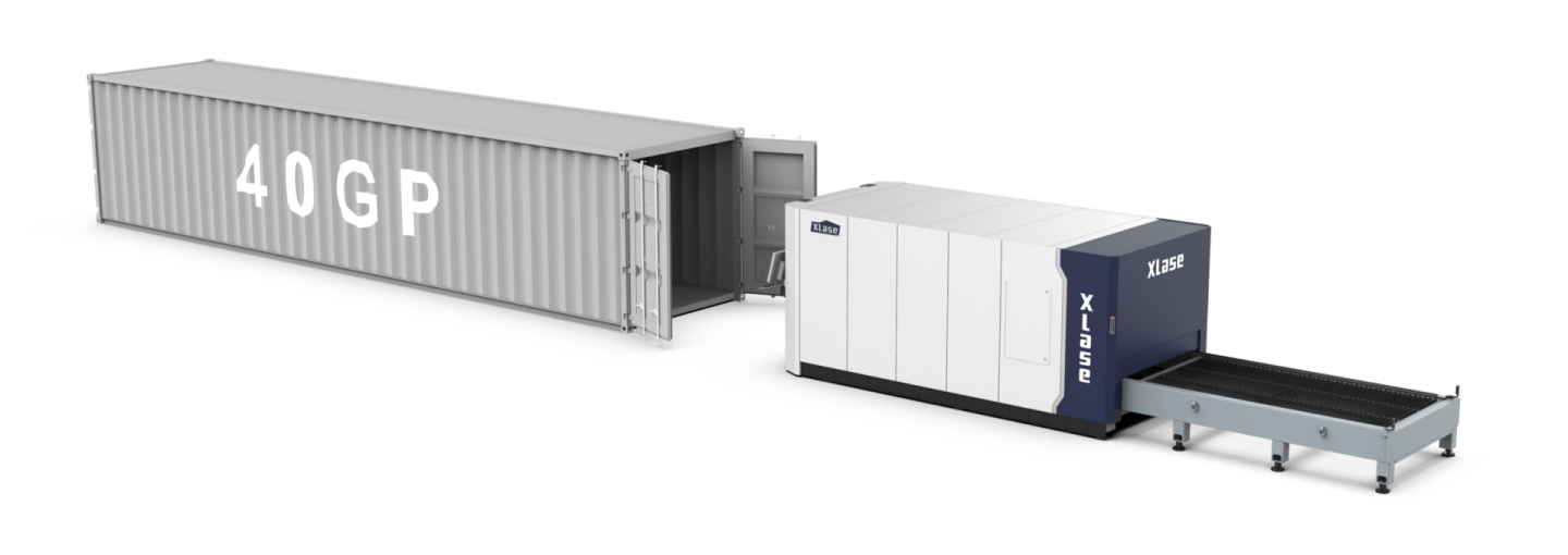 HSG 3015X CONTAINER
